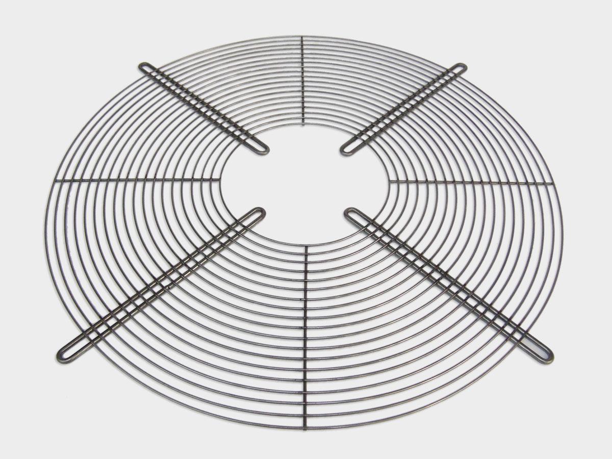 Griglia portamotore per ventilatori