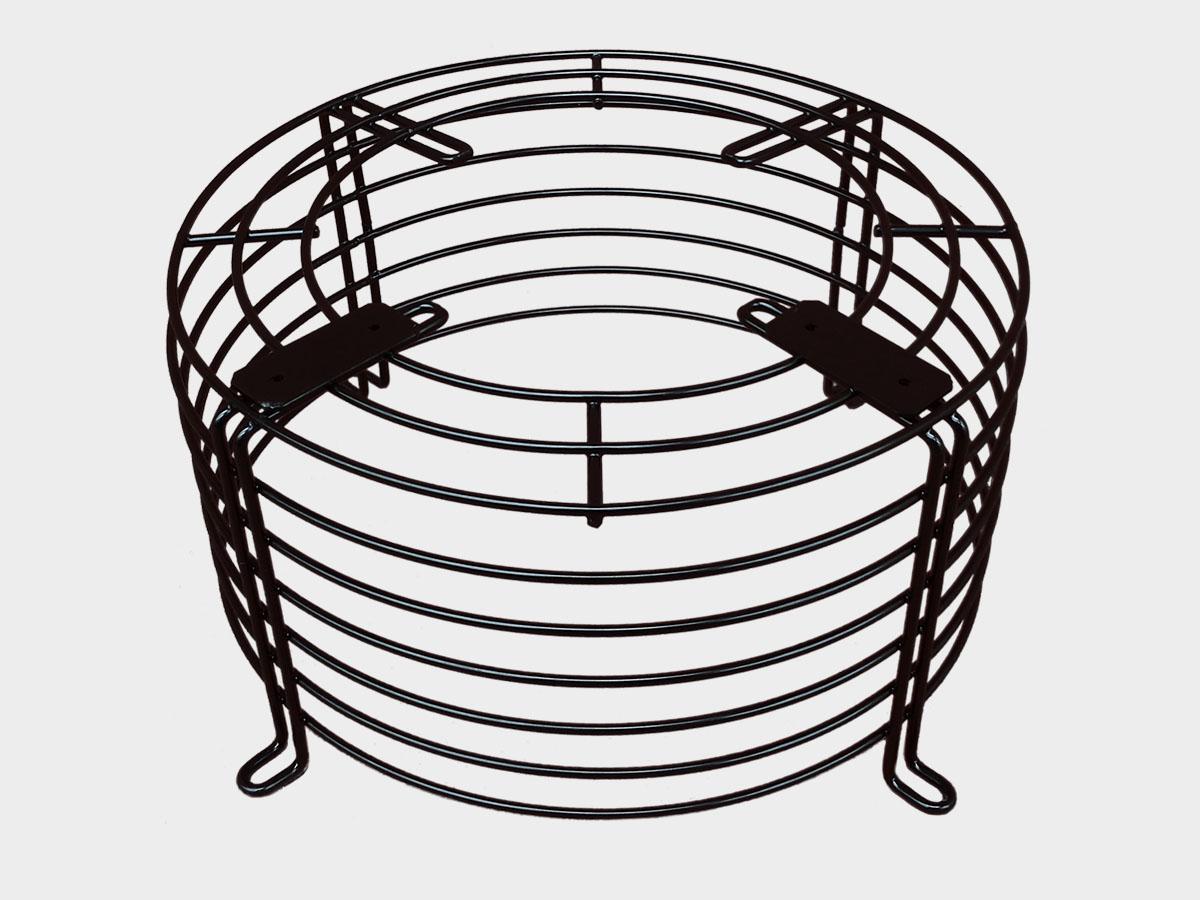 Griglia a cestello per ventilatori da armadio