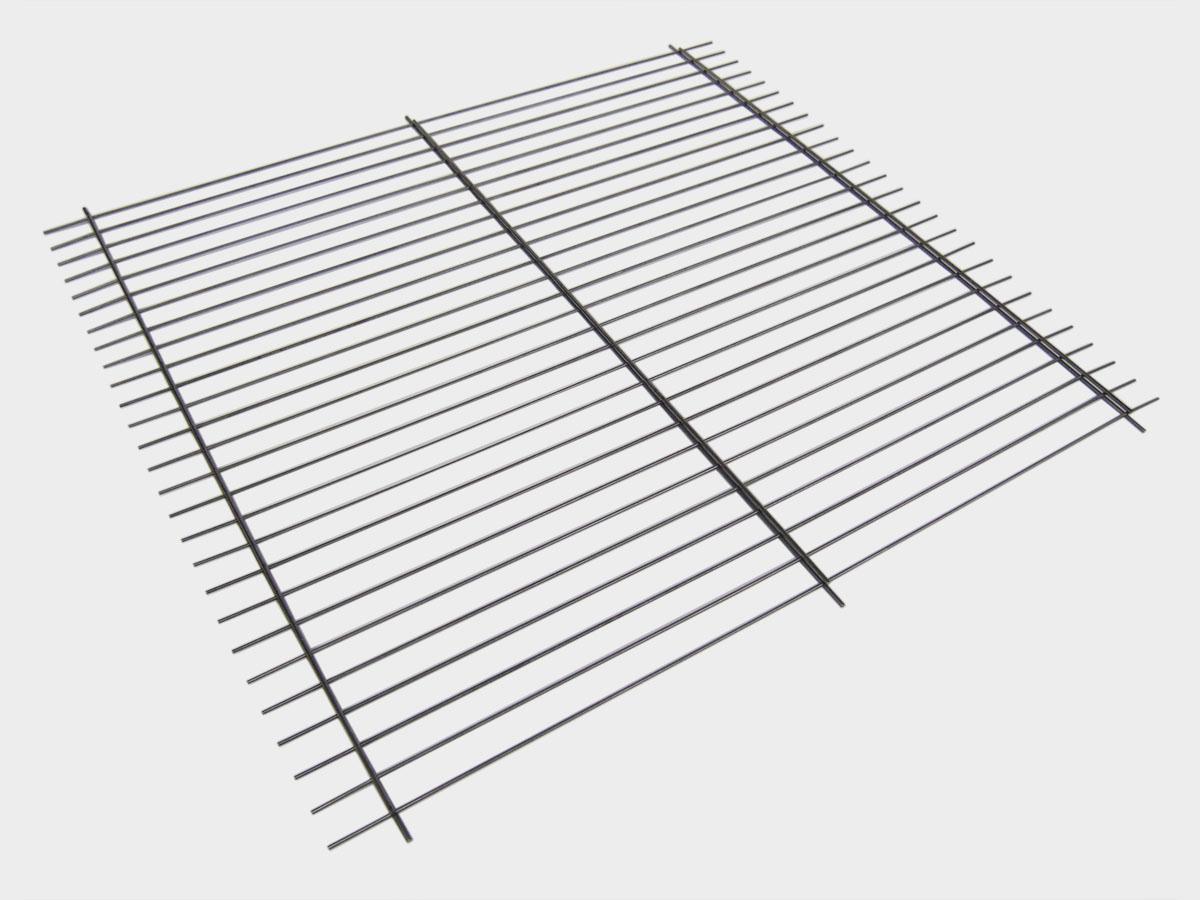 Rete portafiltro rinforzata per compressori